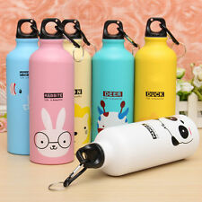 500ML Outdoor Portable Sport Cycling Bicycle Aluminum Alloy Water Bottle
