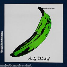 ANDY WARHOL GREEN BANANA VARIANT THE VELVET UNDERGROUND & NICO HOLLAND EX RARE