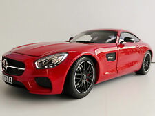 Mercedes-Benz AMG GT RED 2015 1/18 NOREV 183496 Mercedes C190 gt Gran Turismo