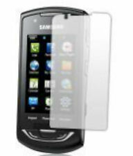 2 Pack Screen Protectors Cover Guard Film For Samsung GT-S5620 Monte