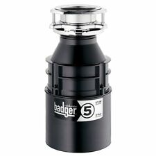 BRAND NEW! InSinkErator Badger 5, 1/2 HP Food Waste Disposer