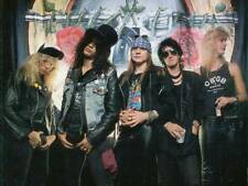 Guns N Roses Pestañas Tablatura lección CD de software 125 canciones y 42 pistas de respaldo