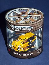 Hot Wheels 2005 Showcase Street Rod Series 1 of 4 '37 Chevy Funny Car Yellow