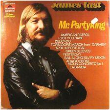 James Last, Mr. Partyking, 1968, VG+/VG+, LP (5228)