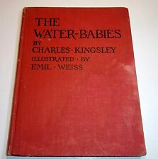 The Water Babies Charles Kingsley 1944 Gawthorn Emil Weiss