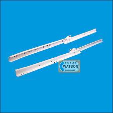 Weiß 40.6cm Roller Schubladenauszüge Küche Schlafzimmer Ersatz Rutsche Gleiten