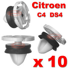CITROEN C4 DS4 DOOR CARD PANEL TRIM CLIPS HOGRING INTERIOR