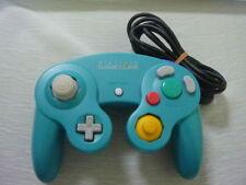 Nintendo GameCube controller Emerald Blue Japan GC