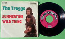 "The Troggs-Summertime/Wild Thing (reggae Vers.) 7"" Penny Farthing"