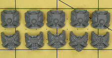 Warhammer 40K Space Marines Vanguard Squad Torso Parts