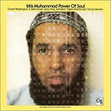 IDRIS MUHAMMAD : POWER OF SOUL (Remastered) (CD) sealed