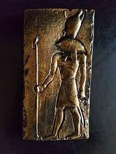 Grec égyptien en caoutchouc latex mould mold wall hanging decorative plaque plâtre