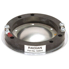 "Radian 1228-8 Diaphragm Fits Most Altec 1"" 8 Ohm"