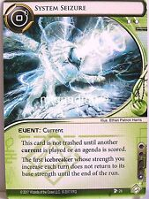 Android Netrunner LCG - 1x #026 System Seizure - Station One