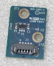 PowerMac G5 Late compartimiento del disco duro de medios 2005 Sensor De Temperatura placa 820-1890-A
