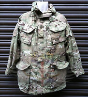 BRITISH ARMY SURPLUS MTP MULTI TERRAIN PATTERN CAMO WINDPROOF SMOCK,MULTICAM G1