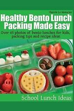 Healthy Bento Lunch Packing Made Easy: Over 45 Photos of Bento Lunches for...