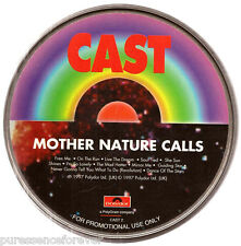 CAST - Mother Nature Calls (UK 11 Tk 1997 DJ CD Album in Tin)