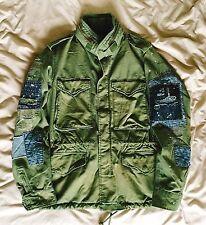 Denim & Supply Ralph Lauren - Repaired Field Jacket M65 Size M