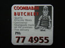 COOMBABAH BUTCHERY KILLARNEY MEATS SMALL GOODS FREE DELIVERY 77 4955 COASTER