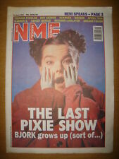 NME 1995 APR 22 BJORK TEENAGE FANCLUB WEEZER SCANNER