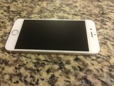 Apple iPhone 6 - 128GB - Silver (AT&T) Smartphone, Bad Sim Reader