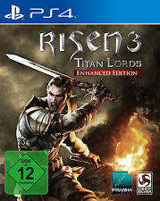Risen 3 Enhanced Edition d'occasion ps4-jeu