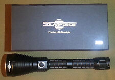 Solarforce M9 Led Cree XM-L U2 4 mod. 1000 Lumens Class. Thrower 550 mt. 2.7~9.0