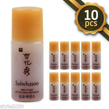 [Sulwhasoo] First Care Activating Serum EX 4ml x 10pcs (40ml) Upgraded Version