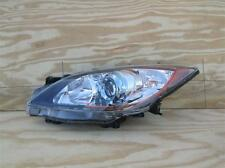 12 13 Mazda 3 Headlight Head Lamp OEM