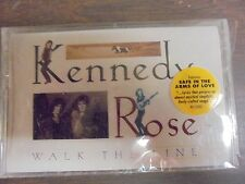 "NEW SEALED ""Kennedy Rose"" Walk The Line  Cassette Tape (G)"