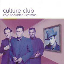 CULTURE CLUB  CD single Cold shoulder Promo 2 Tracks card sleeve