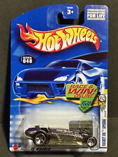 2002 Hot Wheels #047 First Editions 36/42 : Rocket Oil Special - 52934