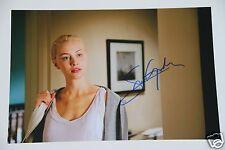 Sarah Gadon 20x30cm  Bild + Autogramm / Autograph signed in Person