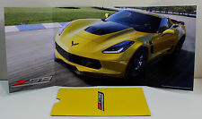 2015 ZO6 Chevrolet CORVETTE STINGRAY 1st 2014 NAIAS Only Issued Sales Brochure