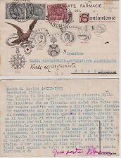 # FIRENZE: PREMIATE FARMACIE DEL SANTANTONIO (MONTE S. SAVINO)  1925