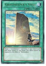 YU-GI-OH: GRAVEKEEPER'S STELE - ULTRA RARE - LCJW-EN261 - 1st EDITION