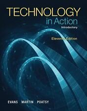 Technology In Action, Introductory (11th Edition), Poatsy, Mary Anne, Martin, Ke