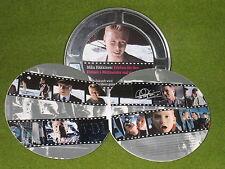 Telefonkarten: M06 u M07 Mika Häkkinen Filmdose ohne Funktion M-Serie
