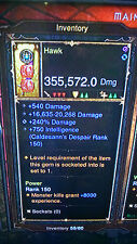Diablo 3 PATCH 2.4.2 WIZARD POWER LEVEL WEAPON SOFTCORE xbox one