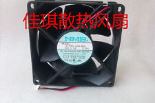 NMB 3110KL-05W-B50 fan 24V 0.15A 80*80*25mm 2pin #M2103 QL