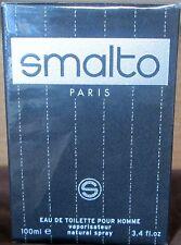 FRANCESCO SMALTO 3.4 OZ / 100 ML  PARIS EDT SPRAY POUR HOMME COLOGNE