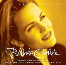 BELINDA CARLISLE - VERY BEST OF 2 CD NEU