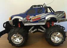 XL MIGHTY BIGFOOT monster truck rechargeable radio télécommande voiture 1:8 50CM