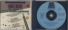 LIONEL RICHIE THE COMPOSER-CD 1985 MOTOWN BLUE LABEL/COMMODORES/DIANA ROSS