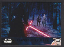Topps Star Wars - The Force Awakens Series 2 - Purple Parallel Card # 89