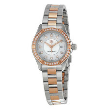 Tag Heuer Aquaracer Stainless Steel Ladies Watch WAP1452.BD0837