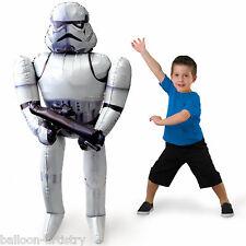 "70"" Star Wars Classic STORMTROOPER Children's Party Foil Airwalker Balloon"