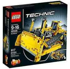 LEGO® Technic 42028 Bulldozer NEU OVP 2te Wahl karton _NEW 2nd choice box