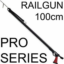 Allen 100cm Speargun Spear Gun Rail Railgun Rob Rubber Spear Fish Spearfishing